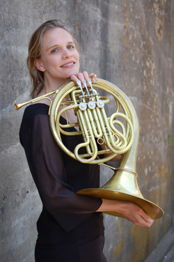 Erika Wilsen, French horn teacher and performer